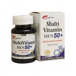 مولتی ویتامین آقایان بالای ۵۰ سال اس پس تی فارما