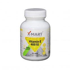 ویتامین ای ایکس مارت 400 واحد