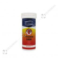 قرص جوشان ویتامین ث 1000 های هلث