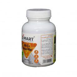 ویتامین ث + رزهیپ ایکس مارت