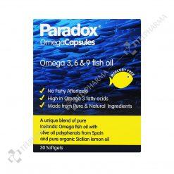 کپسول امگا 3,6,9 پارودوکس