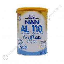 شیر خشک نان آ ال ۱۱۰ نستله