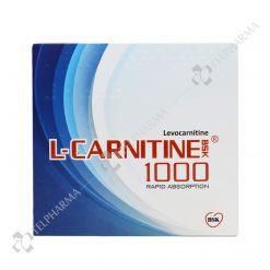 ال کارنیتین 1000 بی اس کی