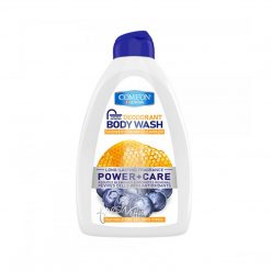 شامپو بدن کرمی پاک کننده و محافظت کننده کامان