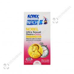 کاندوم تاخیری نوبل کدکس 12 عددی