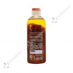 روغن آفتاب برنزه کننده و ویتامینه اکلیلی SPF 4 سی گل